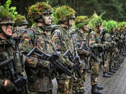 УЛатвії стартували чергові навчання НАТО