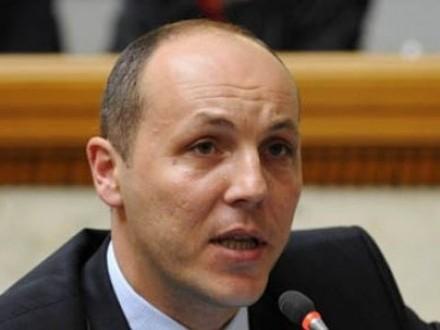Парубій: «Укроборонпром» зареєстрував уРаді 14 законопроектів усфері ОПК