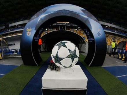 «Динамо» знову незуміло набрати очки в Лізі чемпіонів