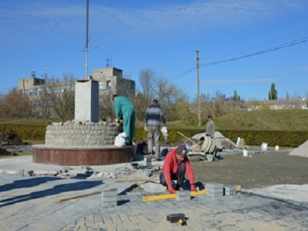 У Кропивницькому встановлять пам'ятний знак жертвам голодомору