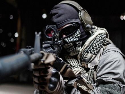 Снайпер терористів обстріляв дорожній коридор поблизу від контрольного посту Майорськ