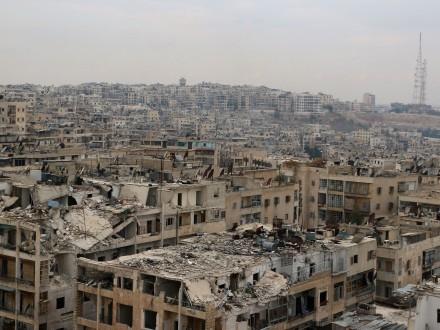 ГенштабРФ заявив про восьмигодинну «гуманітарну паузу» вАлеппо 20 жовтня