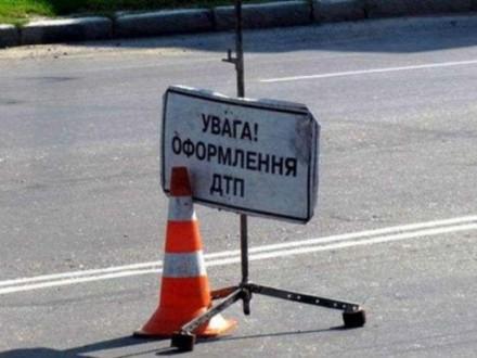 УКривому Розі лобове зіткнення п'ятьох автомобілів заучастю маршрутки
