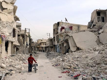 ООН: Бомбардування Алеппо є злочином історичного масштабу