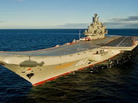 Руководитель НАТО обеспокоен походом русского флота вСредиземное море