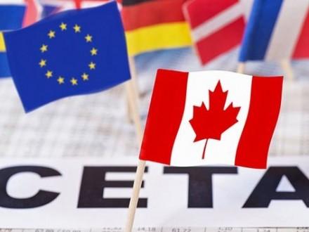 Бельгия может сорвать торговую сделкуЕС иКанады