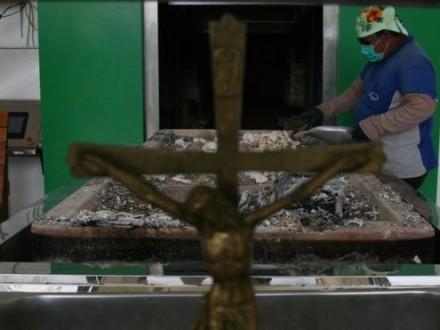Ватикан запретил развеивать прах после кремации