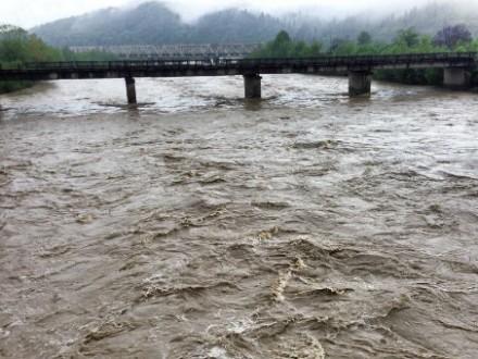 Цими днями на прикарпатській ділянці Дністра очікується значний підйом рівня води