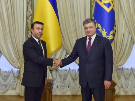 Вгосударстве Украина приступили кработе послы Ирака иАзербайджана