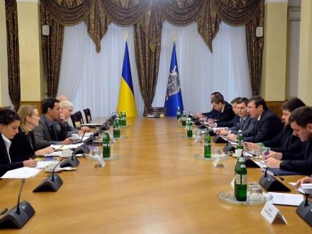 Генеральная прокуратура предоставит МУС доступ кделам Майдана