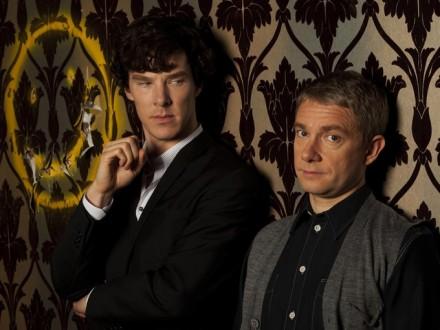 Объявлена дата выхода нового сезона «Шерлока»