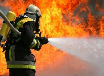 Впроцессе пожара впятиэтажке напоселке Котовского погибла женщина