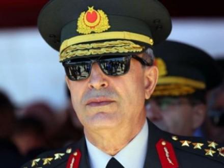 Руководитель турецкого Генштаба находится в РФ свизитом— Турецкие СМИ