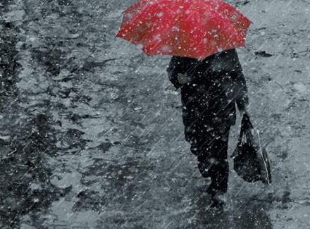 Синоптики предупреждают обусилении дождей взападных областях 6
