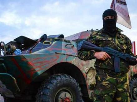 Взоне АТО засутки обошлось без потерь среди украинских военных