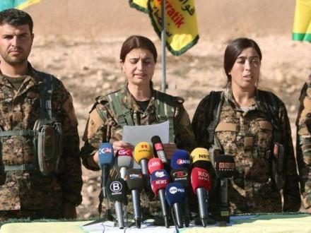 Сирийские курды сообщили оначале операции поосвобождению Ракки
