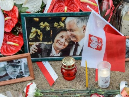 Расследование Смоленской катастрофы: Президентскую чету Качиньских эксгумируют 14ноября