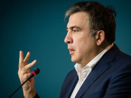 Саакашвили неподавал объявление оботставке— премьер Украины