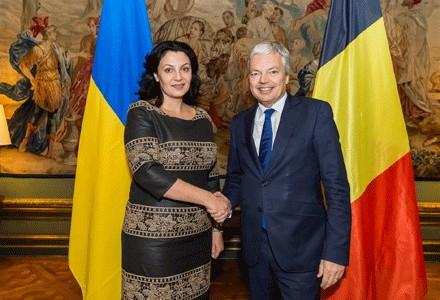 Бельгия готова поддержать безвизовый режим с Украинским государством