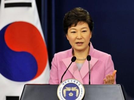 Пак Хын Ке: «Президент Трамп защитит Южную Корею»