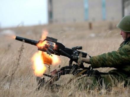 НаМариупольском направлении выпустили 140 ракет из«Градов»— ОБСЕ
