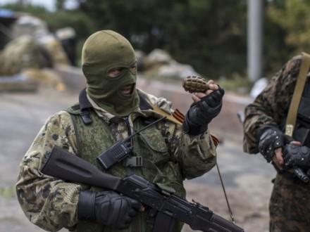Боевики обстреляли ВСУ ссамого начала суток 12 раз,— штаб АТО