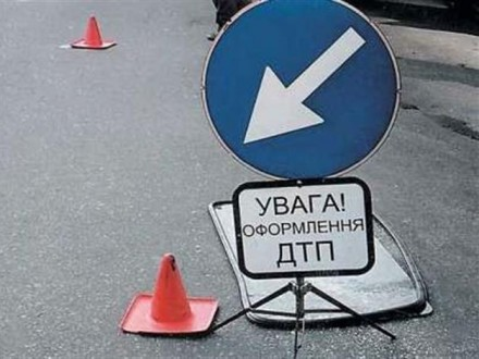 ВоЛьвовской области шофёр БМВ сбил 3-х молодых людей