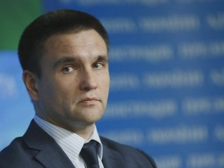 Климкин: Согласованного сРФ видения дорожной карты поДонбассу нет