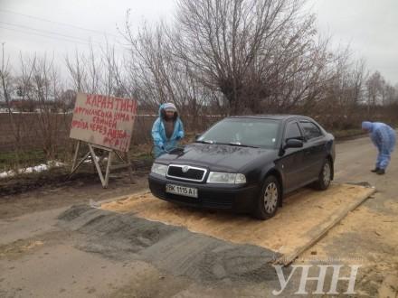 Вгосударстве Украина зафиксировали новую вспышку африканской чумы свиней