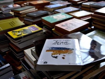 Мінкультури відправить на Донбас 70 тис. примірників україномовних книжок