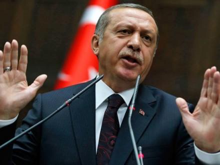 Эрдоган проигнорирует голосование Европарламента поТурции