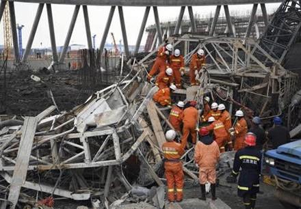 radiosvoboda.org Внаслідок обвалу на електростанції в Китаї загинули  щонайменше 67 осіб 316b862b1cb8f