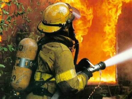 Впроцессе пожара вКиевском общежитии эвакуировали 77 человек