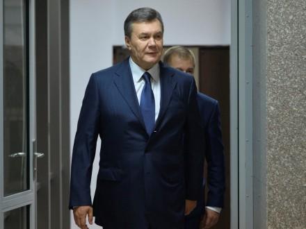 Янукович поведал о«российских наемниках» вгосударстве Украина