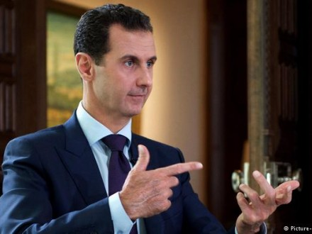 Германские защитники обратились впрокуратуру ФРГ сзаявлением о правонарушенияхБ.Асада