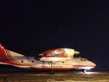 Самолеты ГосЧС которые помогали тушить пожар в Израиле вернулись в Киев