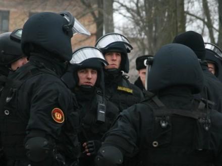 Шуляк объявил, что задействовал спецподразделение «Омега» после смерти 5-ти служащих ВВ