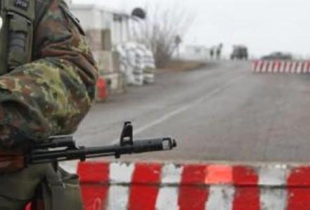 КПВВ «Марьинка» сегодня начнет работу со 2-ой половины дня