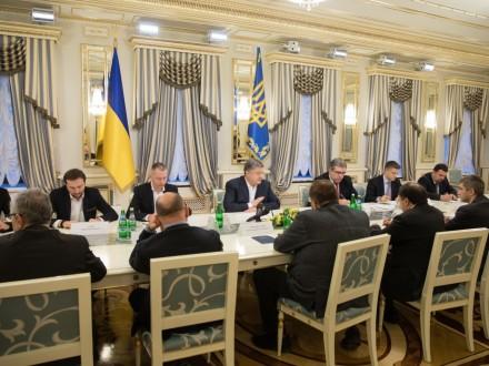 Национальной помощи украинской кинематографии быть— Порошенко