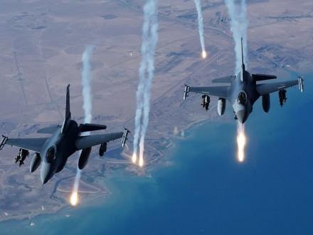 В итоге авиадуарив всирийской провинции Идлиб погибли более 50-ти человек