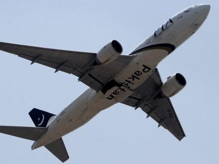 Самолет с47 людьми наборту потерпел крушение вПакистане
