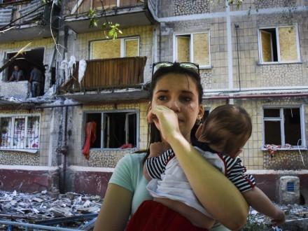 Отчет ООН: Затри месяца наДонбассе погибли 32 гражданских, ранены 132