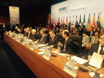 Российская Федерация не предположила принятия министрами стран ОБСЕ важных документов поУкраине