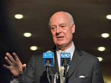 Чуркин: Переговоры поСирии важно восстановить до1января