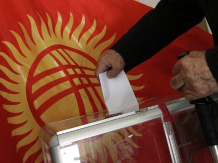 В Кыргызстане объявили предварительные результаты референдума относительно изменений к Конституции