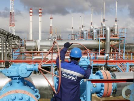 Российская Федерация нарушила условия газового договора - Укртрансгаз