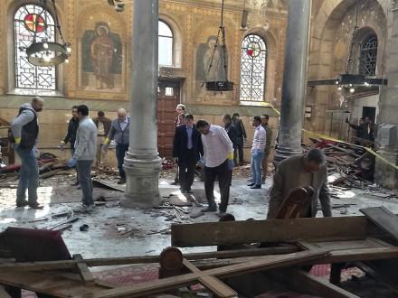 25 человек погибли в итоге теракта вКаире