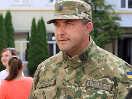 Управляющим милиции воЛьвовской области стал участник АТО Валерий Середа