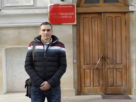 rbc.ua В окупваному Криму співробітники ФСБ побили і затримали активіста  І.Мовенка 038c87e569118