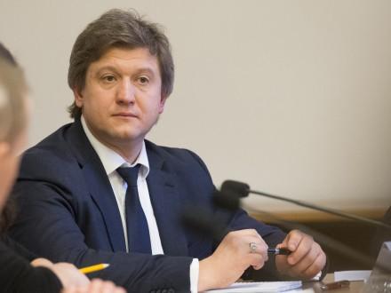 Поддержана кандидатура экс-минитсра финансов А.Шлапака на должность руководителя ПриватБанка - Минфин